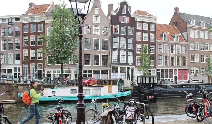 Wisata Anne Frank House Museum Biografi Yang Harus