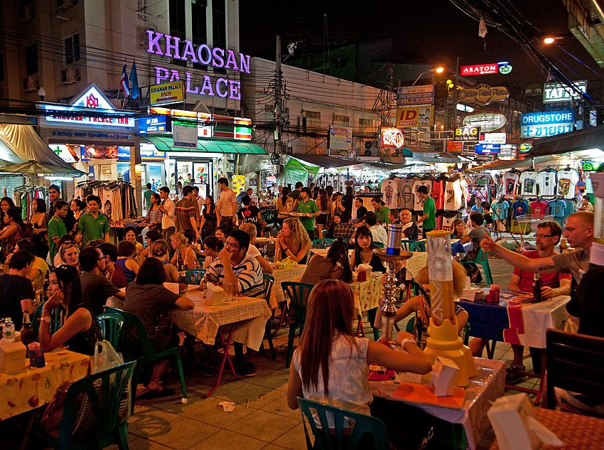 9 Pasar Murah Di Bangkok Tempat Oleh Oleh Murah Di Thailand