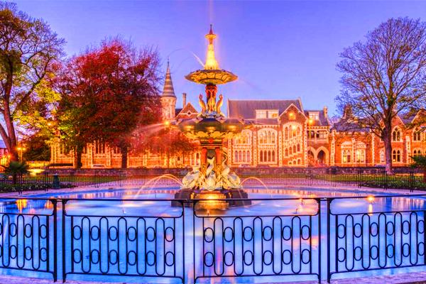 20 Tempat Wisata Di Christchurch New Zealand Yang Wajib Dikunjungi