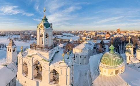 12 Tempat Wisata di Yaroslavl Rusia Terbaik dan Terpopuler